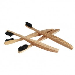 Pack brosses à dents bambou